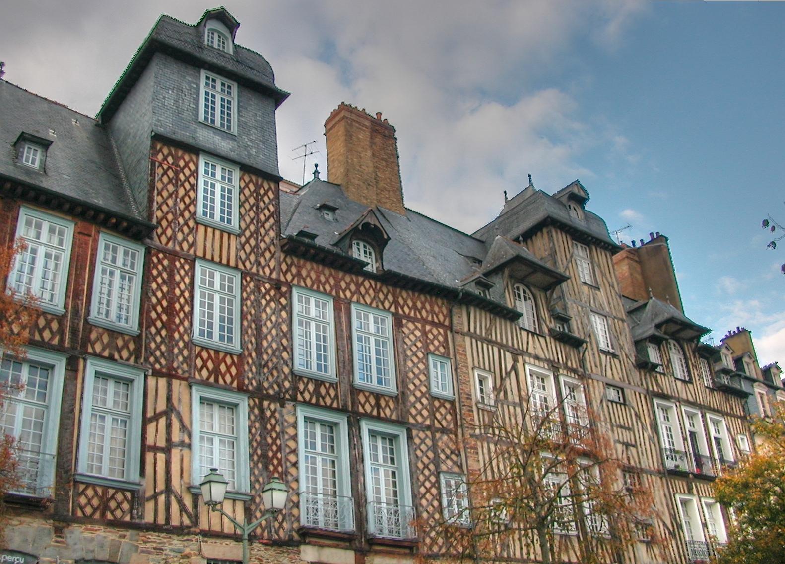 Rennes hôtel des lices