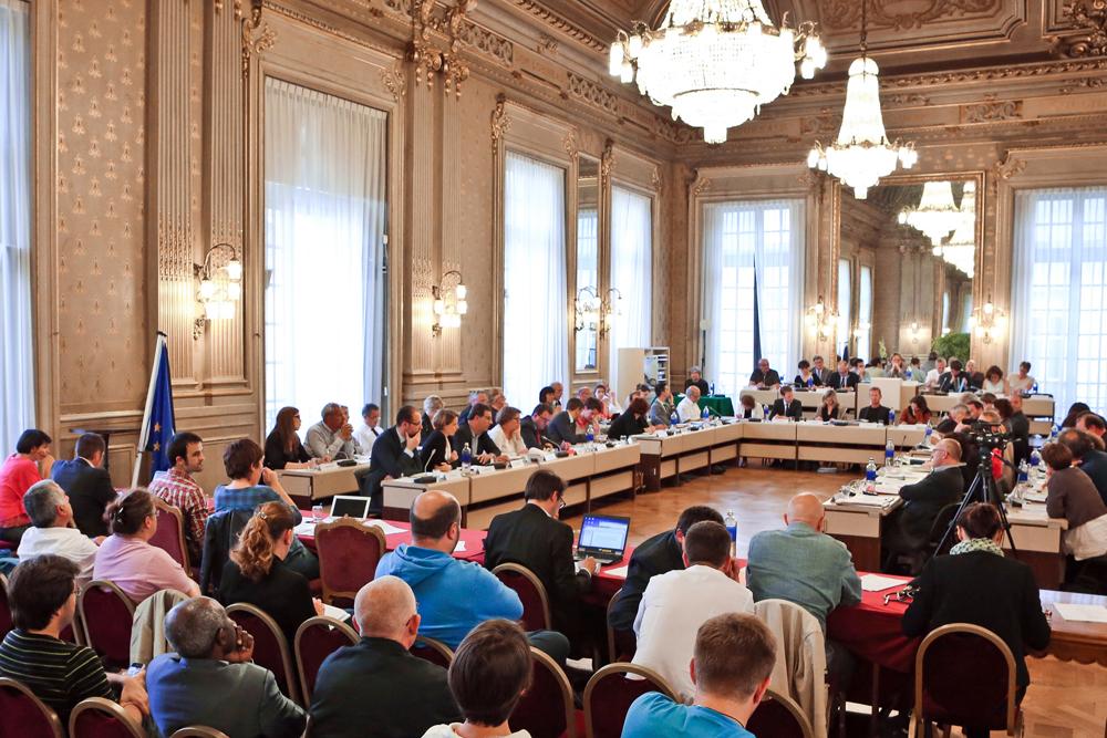 SeanceduConseilMunicipal2014